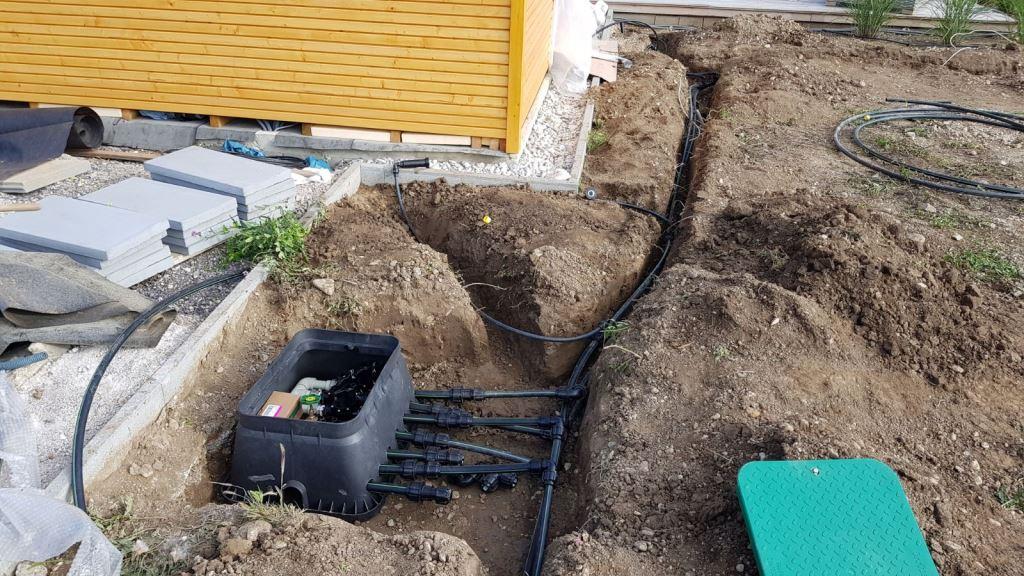 Hervorragend Rasenmäherroboter und Co   Gartengestaltung Reinisch GmbH QD95