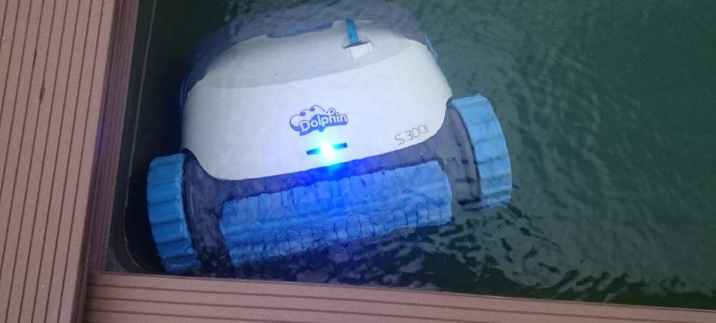 Naturpoolroboter